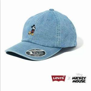 Levi's x Disney Baseball Cap SnapChat Exclusive